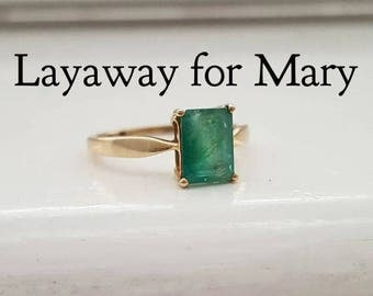 Layaway for Mary - Payment 3 (final)