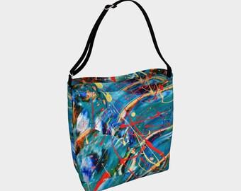 Big & Bang tote bag