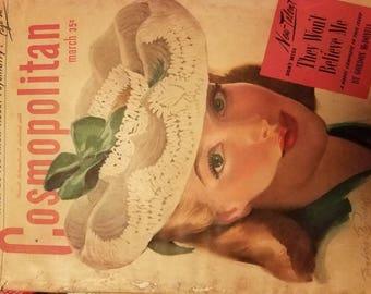 Vintage Cosmopolitan Magazines