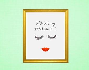 eyelash print/lash decor/makeup print/makeup printable/makeup print art/makeup poster/makeup wall art/makeup wall prints/lipstick print