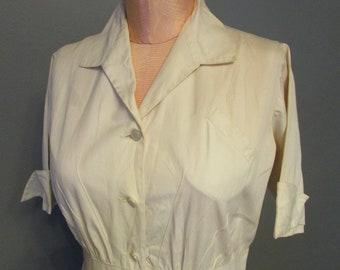 1930s Vintage Nurse Uniform