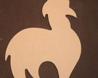 "shape medium decorating theme ""Rooster"""