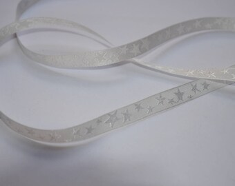 white color polyester Ribbon