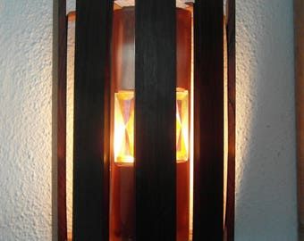 Design Werner Schou wall lamp. Denmark, early '60's