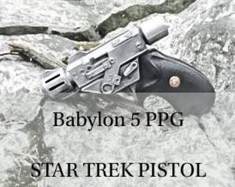 Babylon 5 PPG Replica Model Prop Cosplay Full 1:1 Size Star Trek