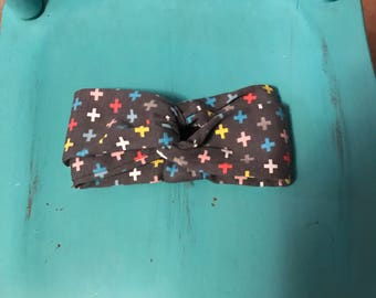 Ready to Ship | Crosses | Plus Signs | Turban | 0-3 months | SALE