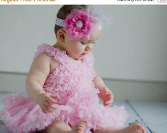 Pale Pink Baby Tutu Dress Pettidress