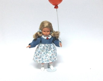 Air balloon for the doll's House child without doll