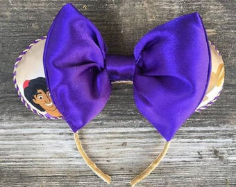Aladdin inspired Disney ears