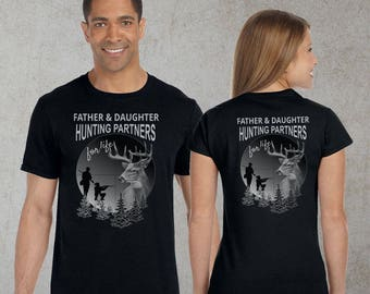 TShirt- Deer Hunting Partners - Father & Daughter