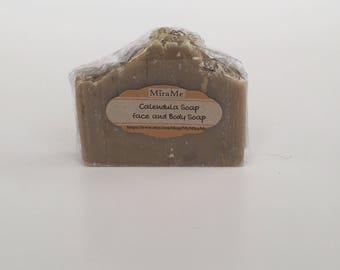 Calendula Bar Soap