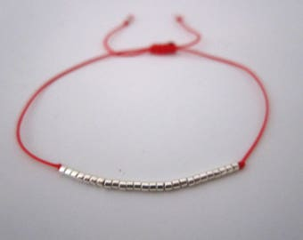 Bracelet oulissant pearls myuki