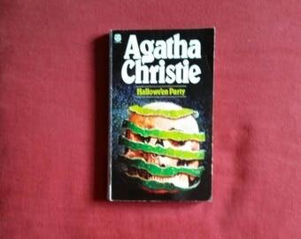 Agatha Christie - Hallowe'en Party (Fontana 1982) - Hercule Poirot