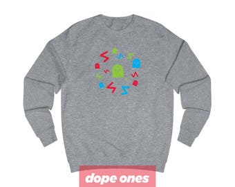 90S Hip Hop Clothing, Retro, Streetwear, Blazed, Bling, Dope, Cool, Swag, Novelty, Apparel, 90s Fashion, 90s Clothing, Dope Ones™ MS001-01
