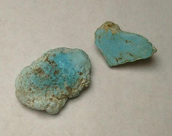 Rough Turquoise Nugget 64 ct