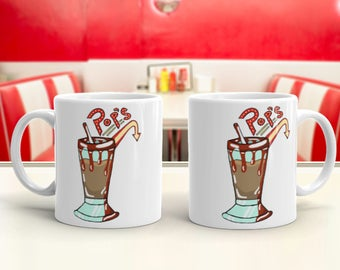 Riverdale - Pop's Diner Mug