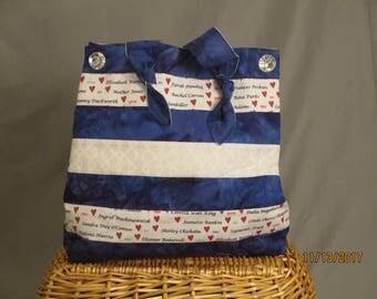 Strappy Shoulder Bag - Medium (Notable Women)