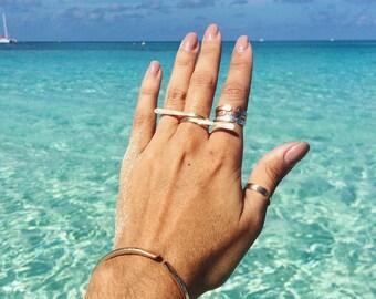 The Twist Ring Handmade