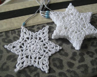 Christmas Decoration Ideas, Christmas Decoration Gifts, Christmas Star Decorations Handmade - For Sale, Ornaments - Gift Ideas For Office