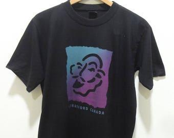 vtg Stratford Canada Tshirt