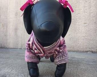 Rosy Sweater