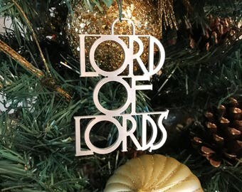 2017 Series: Lord of Lords