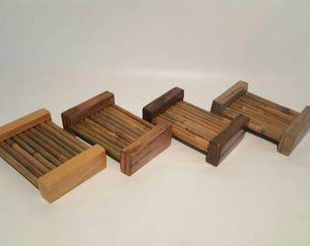 Bamboo Soap Dish - Oak Soap Dish - Wooden Soap Dish - Soap Dish - Soap Saver - Bar Soap Dish - Soap Deck - Natural Soap Dish - Soap Tray