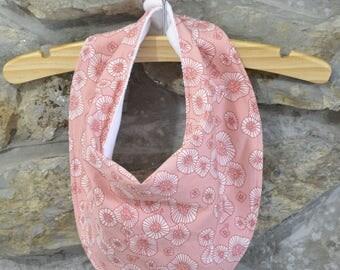 Vintage pink bandana 6 to 24 months-