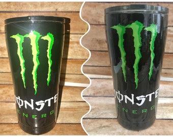 Energy Drink Stainless Tumbler
