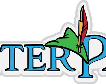 Disney Peter Pan Bundle SVG File bundle: Title, Map, hat, spyglass, cannon ball, cannon, lost boys, scrapbook, card, shirt gifts, mini album