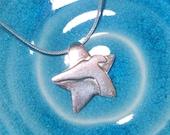 Galgo/Greyhound Pendant - Sterling Silver