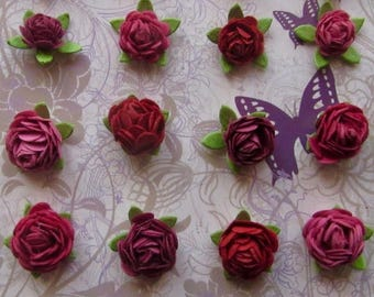 Solde -5% ROSES - Hand made in India
