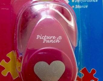 Heart perforator
