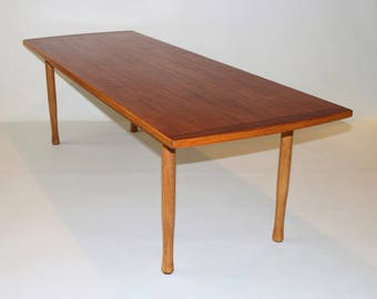 1950s Teak coffee table
