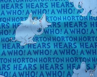 One metre  Robert Kaufman elephant Horton Hears a Who design # 15378