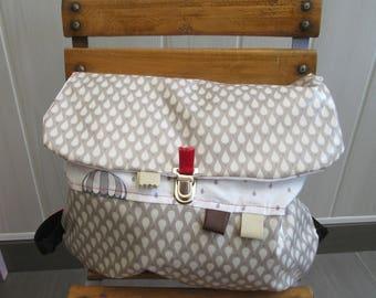 SHOULDER BAG BACKPACK, BRIEFCASE FOR A CHILD