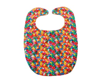 ADULT CGL/ABDL Jelly Bean Bib