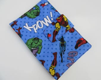 Nappy Wallet - Superhero