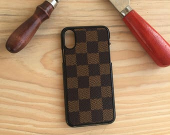 Lv iphone x case ,Valentine's Day Gifts, iphone x case  , hand made iphone x case , Iphone x cover , Hand Made iphone x Cover