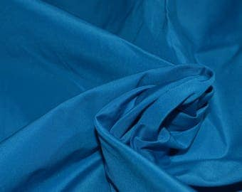 """Blue Poly Fabric 60"""" Wide"""
