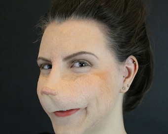 Who Nose, Whoville, Grinch,  Gel filled silicone prosthetic