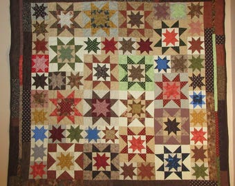 Star Quilt, Country Star Quilt