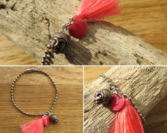 Bracelet ball chain ball chain 16417