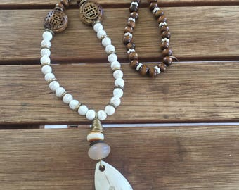 African Bone Necklace!!!!