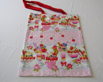 Trifle Sundae Tote Bag