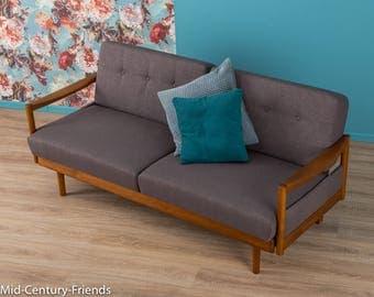 60s sofa, Knoll, 50s, vintage (709047)