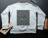 Zebra Sweatshirt / / man ...