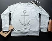Anchor Sweatshirt / / man...