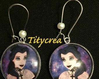 Punk Princess earrings