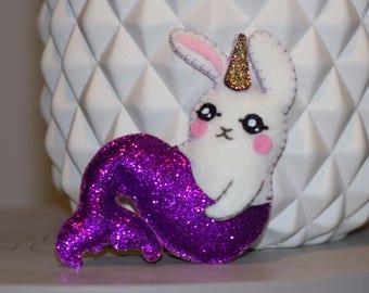 Mini Mermaid Unicorn toy